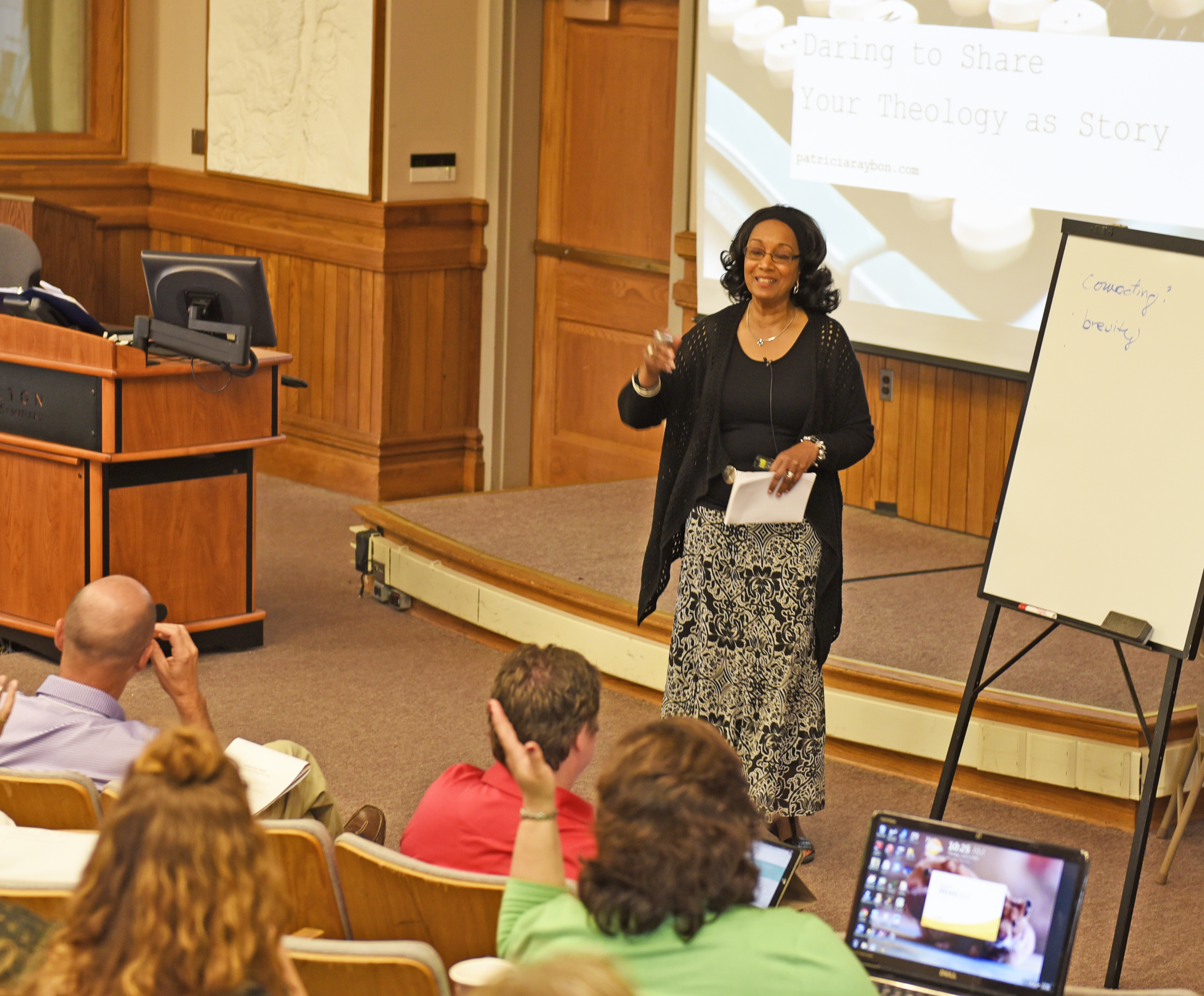 workshops for groups patricia raybon teaching essay writing at princeton theological seminary s inaugural frederick beuchner writing workshop